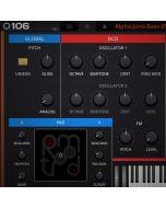Tracktion RetroMod 106