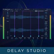 Tracktion DAW Essentials - Delay Studio