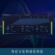 Tracktion DAW Essentials - Reverber8
