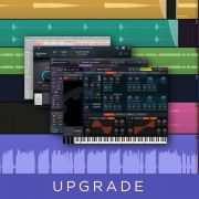Tracktion Waveform Pro Basic (v11) - Upgrade W9