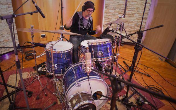 Imagina Drum Loops - Testa