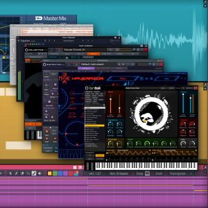 Tracktion Waveform10 Extreme Pack - Upgrade