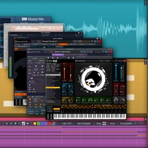 Tracktion Waveform10 Standard Pack
