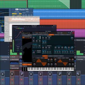Tracktion Waveform9+ Pack
