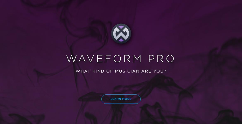 Waveform Pro 11